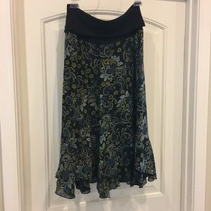 Flirty Reversible Cabi Skirt